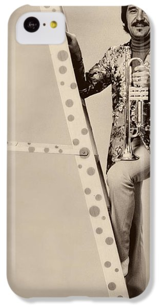Band Leader Doc Serverinsen 1974 IPhone 5c Case by Mountain Dreams