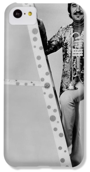 Band Leader Doc Severinson 1974 IPhone 5c Case by Mountain Dreams