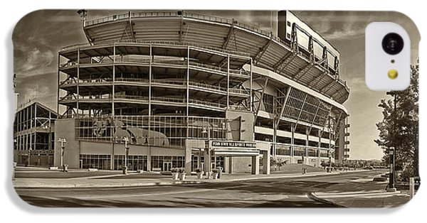 Beaver Stadium IPhone 5c Case by Jack Paolini