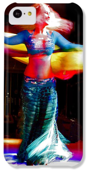 Belly Dance IPhone 5c Case by Andy Za