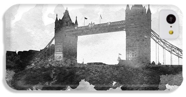 Big Ben London 11 IPhone 5c Case by Aged Pixel
