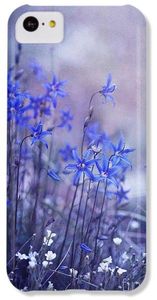 Bluebell Heaven IPhone 5c Case by Priska Wettstein
