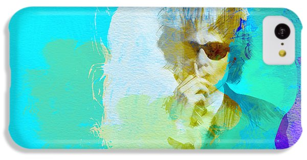 Bob Dylan IPhone 5c Case by Naxart Studio