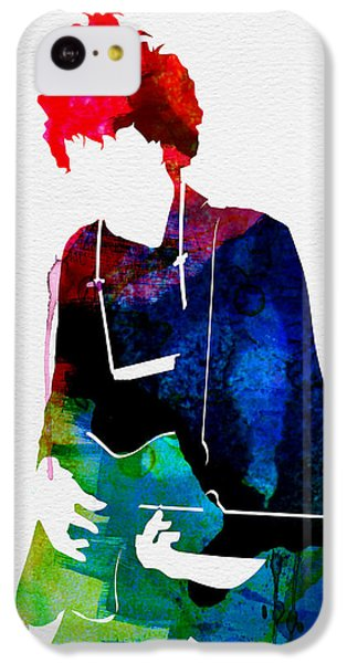 Bob Watercolor IPhone 5c Case by Naxart Studio