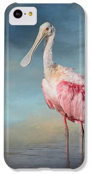 Call Me Rosy IPhone 5c Case by Kim Hojnacki
