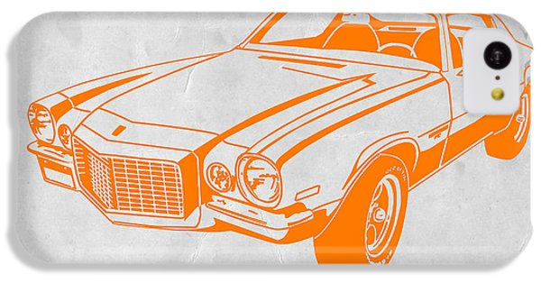 Camaro IPhone 5c Case by Naxart Studio