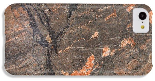 Capolaboro Granite IPhone 5c Case by Anthony Totah