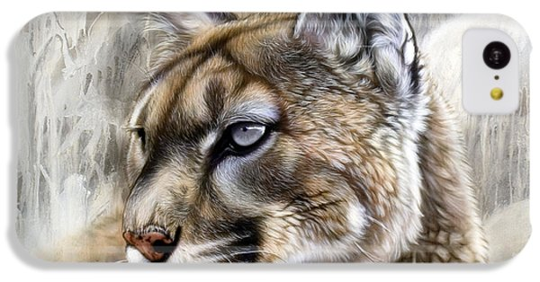 Catamount IPhone 5c Case by Sandi Baker