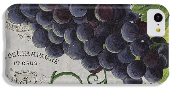 Vins De Champagne 2 IPhone 5c Case by Debbie DeWitt
