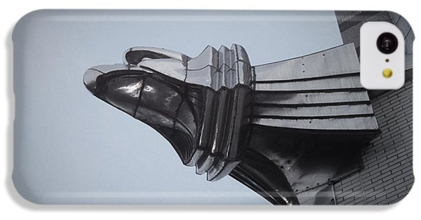 Chrysler Building Detail IPhone 5c Case by Naxart Studio