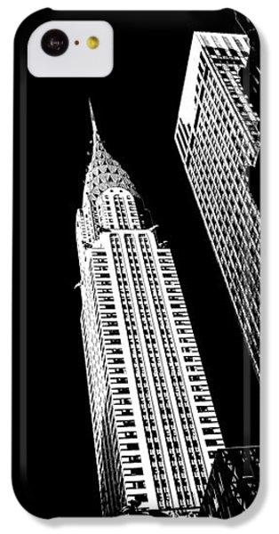 Chrysler Nights IPhone 5c Case by Az Jackson