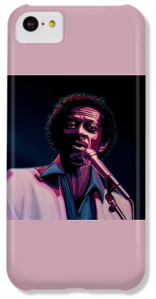 Chuck Berry IPhone 5c Case by Paul Meijering