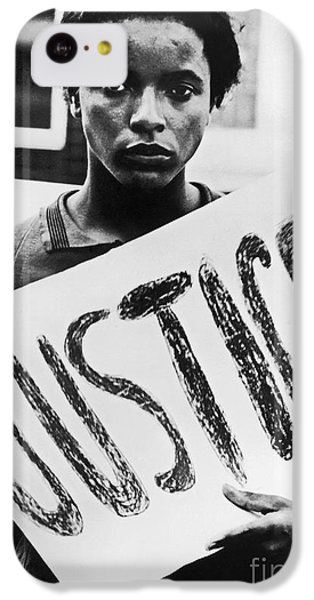 Civil Rights, 1961 IPhone 5c Case by Granger