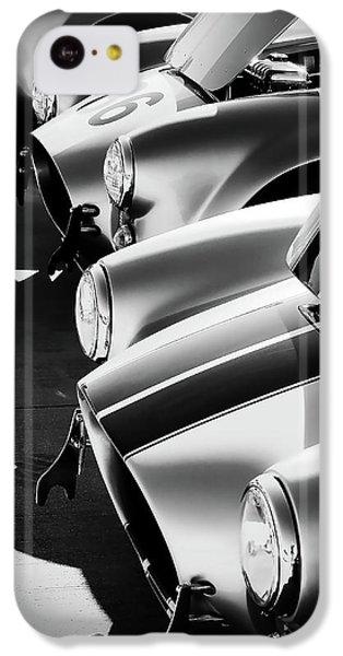 Cobra Pit IPhone 5c Case by Douglas Pittman