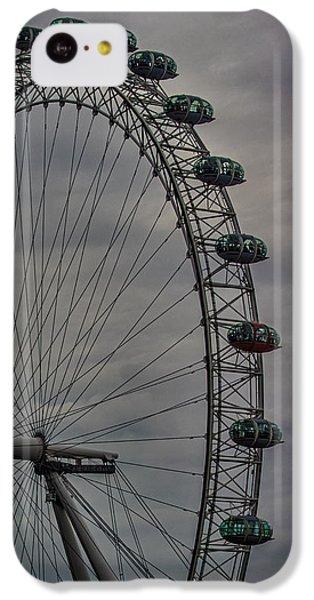 Coca Cola London Eye IPhone 5c Case by Martin Newman