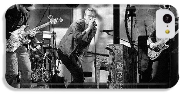 Coldplay 15 IPhone 5c Case by Rafa Rivas