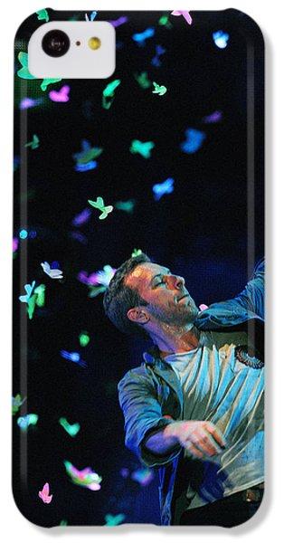 Coldplay1 IPhone 5c Case by Rafa Rivas