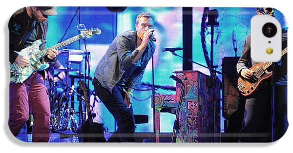Coldplay7 IPhone 5c Case by Rafa Rivas