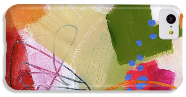 Color, Pattern, Line #4 IPhone 5c Case by Jane Davies