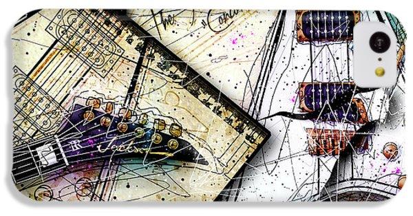 Concordia IPhone 5c Case by Gary Bodnar