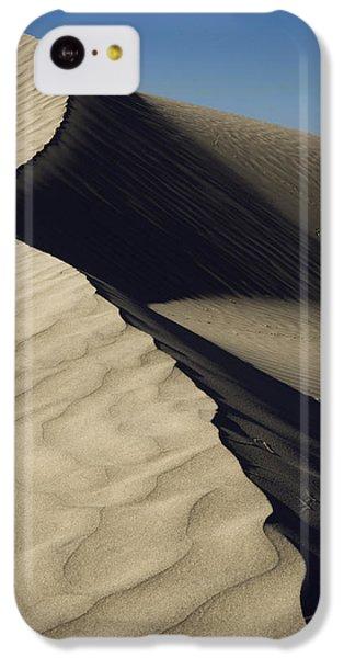 Contours IPhone 5c Case by Chad Dutson