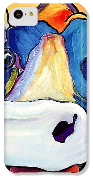 Dairy Queen I   IPhone 5c Case by Pat Saunders-White