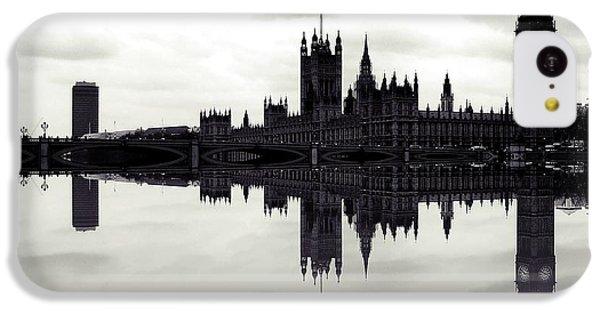 Dark Reflections IPhone 5c Case by Sharon Lisa Clarke