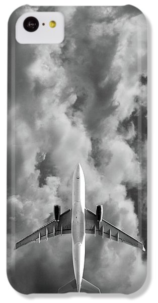 Destination Unknown IPhone 5c Case by Mark Rogan