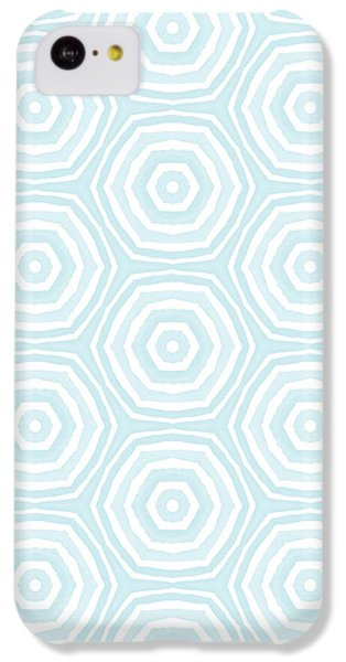 Dip In The Pool -  Pattern Art By Linda Woods IPhone 5c Case by Linda Woods