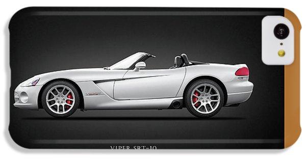 Dodge Viper Srt10 IPhone 5c Case by Mark Rogan
