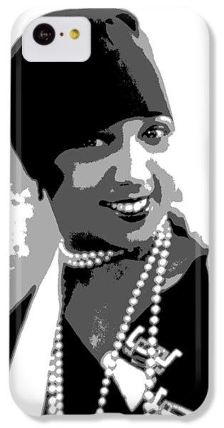 Dorothy Dandridge IPhone 5c Case by Charles Shoup