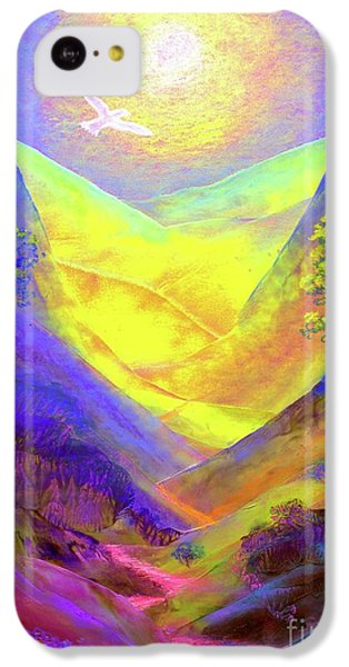 Dove Valley IPhone 5c Case by Jane Small