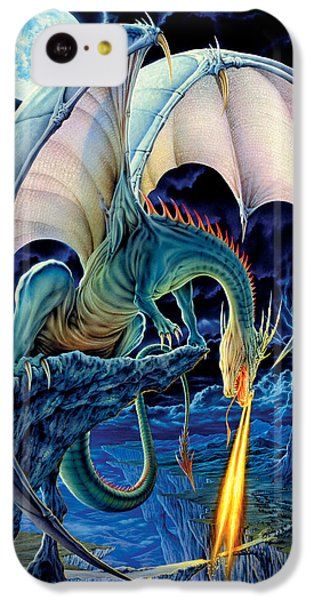 Dragon Causeway IPhone 5c Case by The Dragon Chronicles - Robin Ko