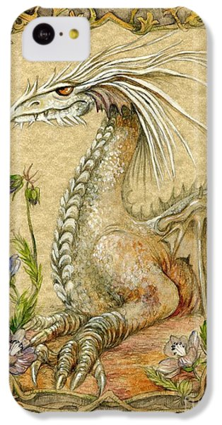 Dragon IPhone 5c Case by Morgan Fitzsimons