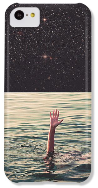 Drowned In Space IPhone 5c Case by Fran Rodriguez