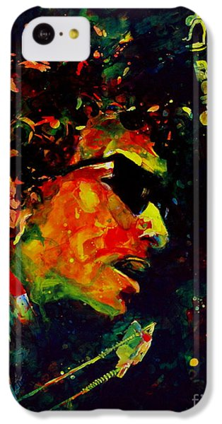 Dylan IPhone 5c Case by Greg and Linda Halom
