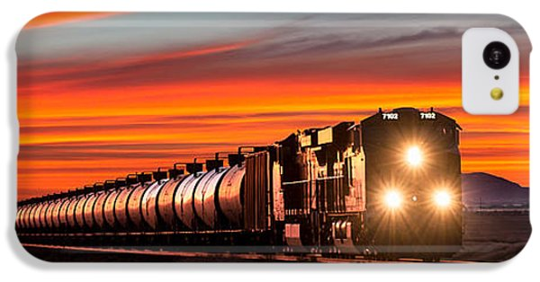 Early Morning Haul IPhone 5c Case by Todd Klassy
