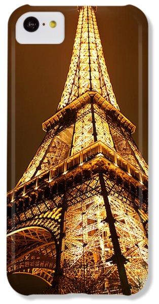 Eiffel IPhone 5c Case by Skip Hunt