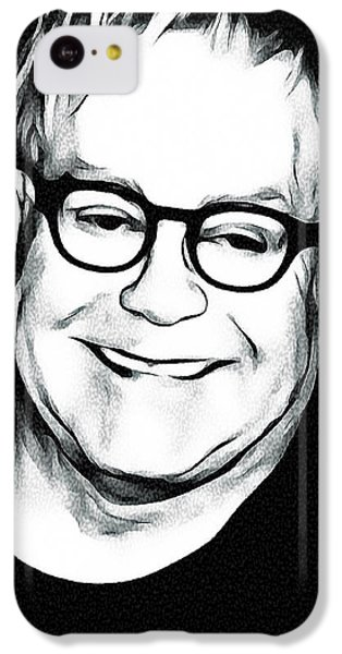Elton John Black And White IPhone 5c Case by Yury Malkov