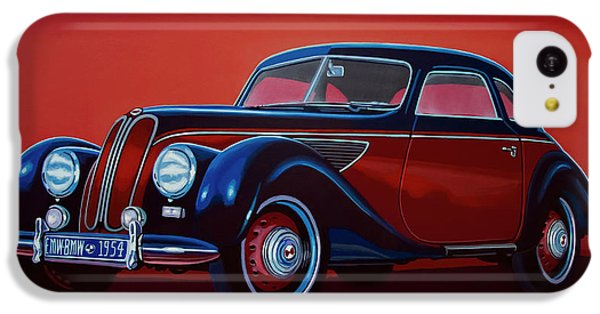 Emw Bmw 1951 Painting IPhone 5c Case by Paul Meijering