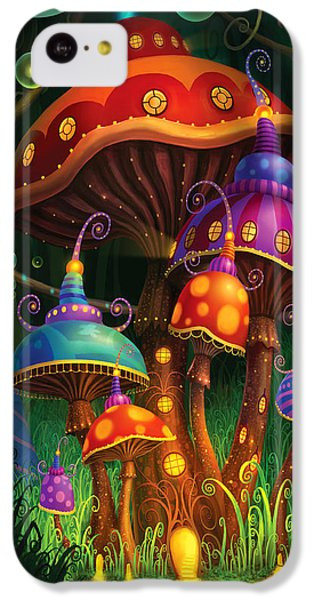 Enchanted Evening IPhone 5c Case by Philip Straub