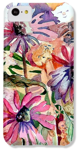 Fairy Land IPhone 5c Case by Mindy Newman