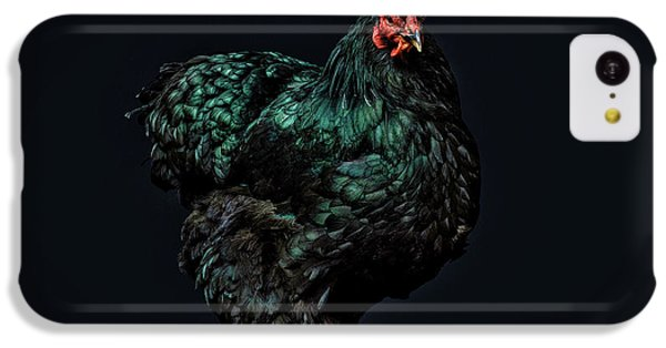 Feathers IPhone 5c Case by John Towner
