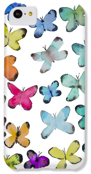 For A Friend IPhone 5c Case by Roleen  Senic