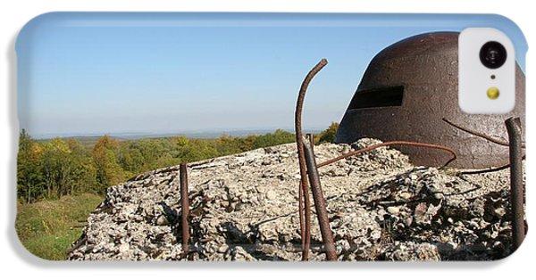 IPhone 5c Case featuring the photograph Fort De Douaumont - Verdun by Travel Pics