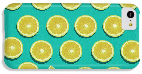 Fruit  IPhone 5c Case by Mark Ashkenazi