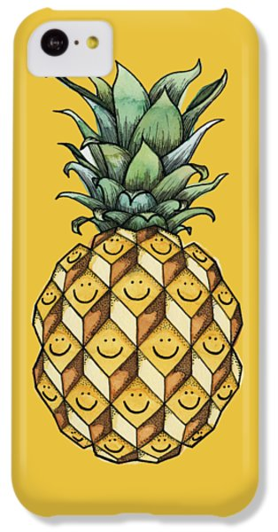 Fruitful IPhone 5c Case by Kelly Jade King