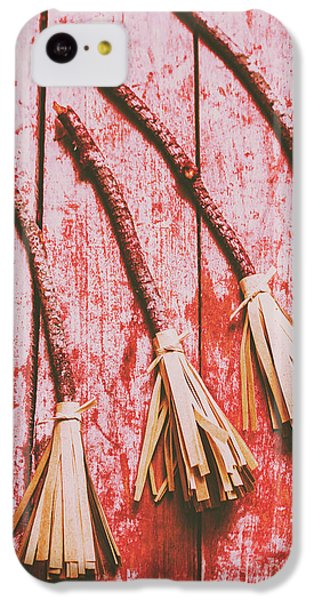 Gathering Of Evil Witches Still Life IPhone 5c Case by Jorgo Photography - Wall Art Gallery