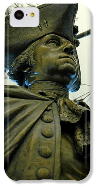 General George Washington IPhone 5c Case by LeeAnn McLaneGoetz McLaneGoetzStudioLLCcom