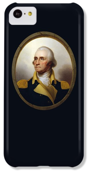 General Washington IPhone 5c Case by War Is Hell Store